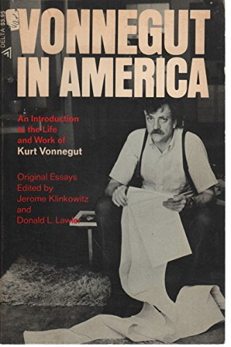Vonnegut in America. an Introduction to the: Kurt. ( Ed.