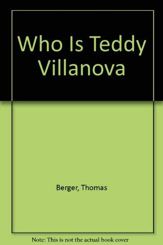 9780440595342: Who Is Teddy Villanova