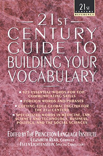 9780440613688: 21st Century Guide to Building Your Vocabulary