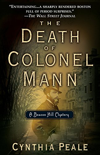 9780440613985: The Death of Colonel Mann