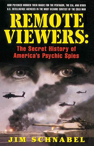 9780440614050: Remote Viewers: The Secret History of America's Psychic Spies
