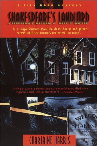9780440614067: Shakespeare's Landlord (Lily Bard Mysteries, Book 1)