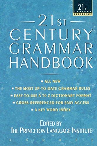 9780440614227: 21st Century Grammar Handbook (21st Century Reference)