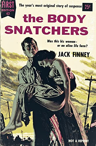 9780440650423: The Body Snatchers (Dell First Edition, 42)