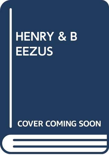 9780440732952: Henry and Beezus
