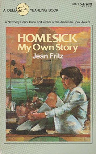 9780440736837: Homesick: My Own Story