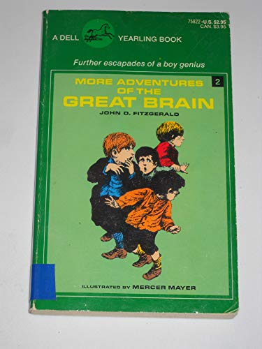 9780440758228: More Adventures of the Great Brain