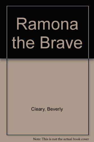 9780440773511: RAMONA THE BRAVE
