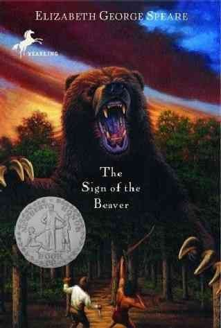 9780440779001: Sign of the Beaver