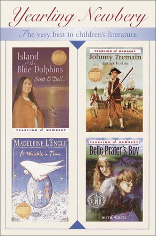 Yearling Newbery Boxed Set (Island of the Blue Dolphins, Johnny Tremain, Belle Prater's Boy, ...
