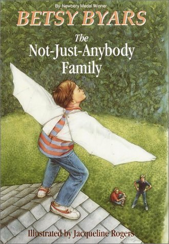 9780440800316: The Not-Just-Anybody Family