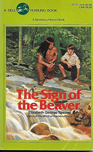 9780440800385: The Sign of the Beaver