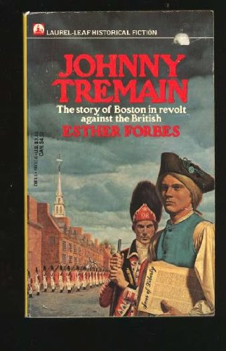 an analysis of johnny tremain by esther forbes Johnny tremain, johnny tremain is a 1943 children's novel by esther forbes set in boston prior to and during the outbreak of the american revolution free study guides and book notes including comprehensive chapter analysis, complete summary analysis, author biography information, character profiles, theme analysis, metaphor analysis, and top ten quotes on classic literature.