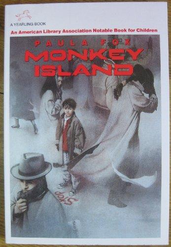 Monkey Island: Fox, Paula