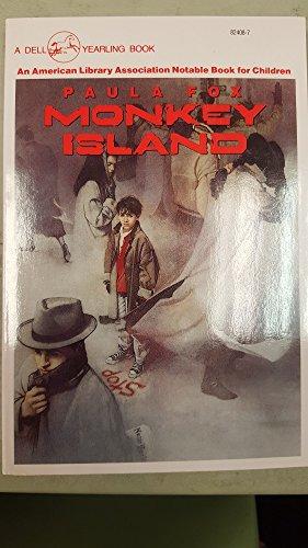 9780440824084: Monkey Island