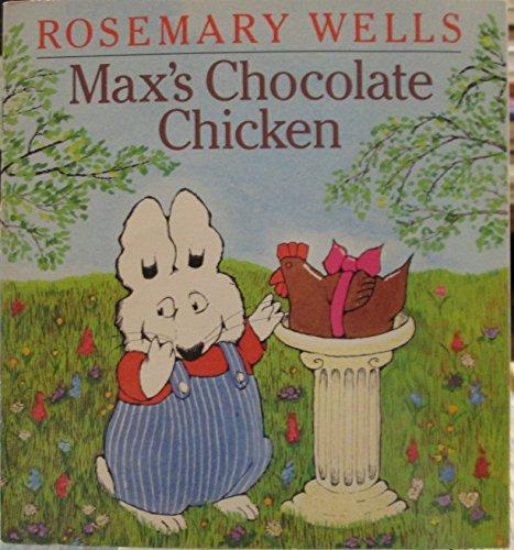 9780440830375: Max's Chocolate Chicken