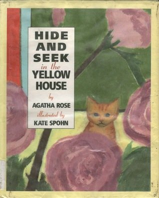 9780440831310: Hide and seek in the yellow house
