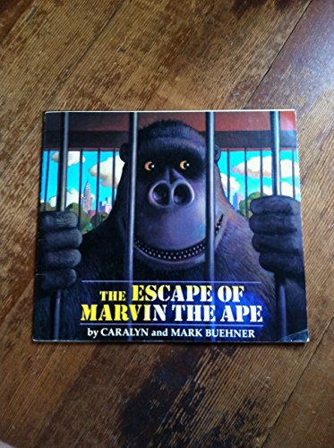 9780440831334: The Escape of Marvin the Ape