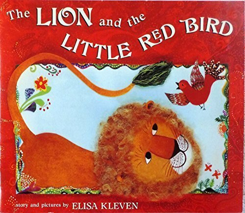 9780440831372: The Lion and the Little Red Bird