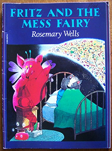 9780440831501: Fritz and the Mess Fairy