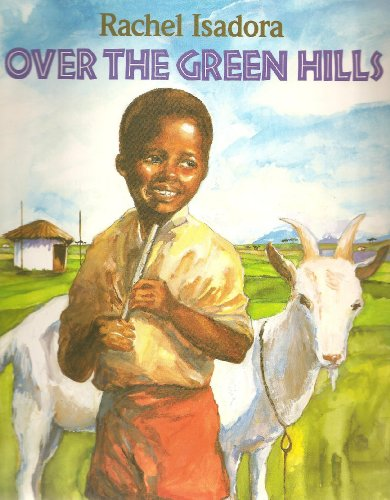9780440832355: Over the Green Hills