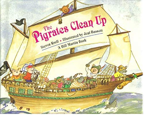 9780440832416: The pigrates clean up