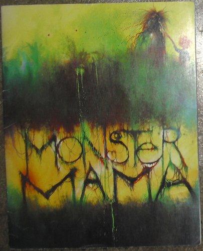 Monster mama: Liz Rosenberg