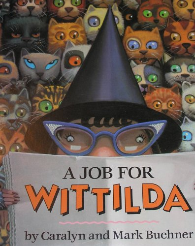 9780440832997: A Job for Wittilda