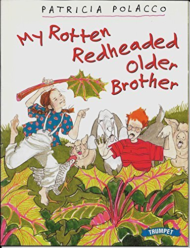 9780440834496: My Rotten Redheaded Older Brother