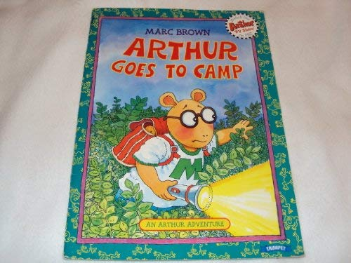 9780440840121: Arthur Goes to Camp