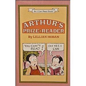 9780440840206: Arthur's Prize Reader