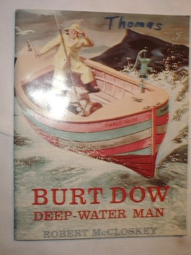 9780440840275: Burt Dow Deep-Water Man: A Tale of the Sea in the Classic Tradition