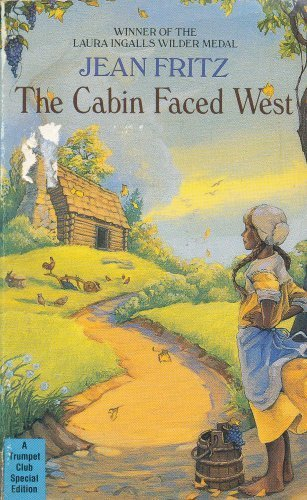 9780440840312: The Cabin Faced West