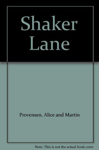 9780440840763: Shaker Lane