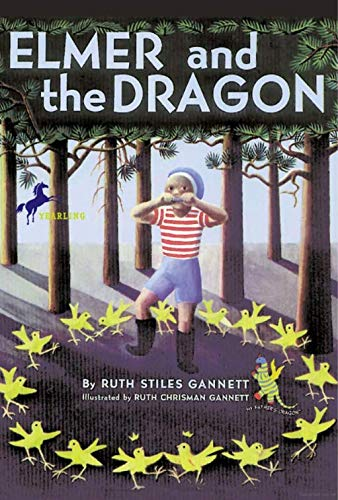 9780440840824: Elmer and the Dragon