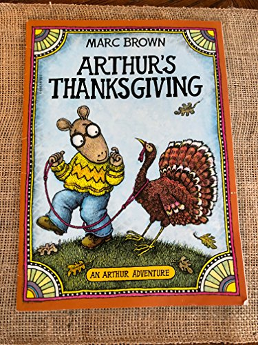 9780440840893: Arthur's Thanksgiving [Paperback] by