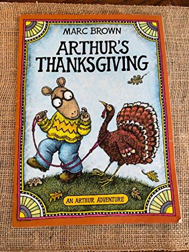9780440840893: Arthur's Thanksgiving [Taschenbuch] by Brown, Marc
