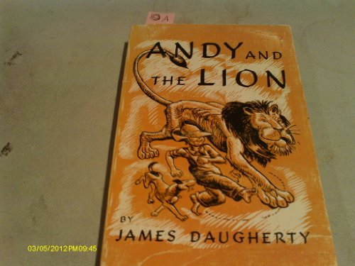 9780440841500: Andy and the Lion