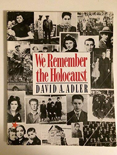 9780440842422: We Remember the Holocaust
