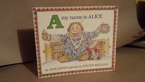9780440842439: A My Name is Alice
