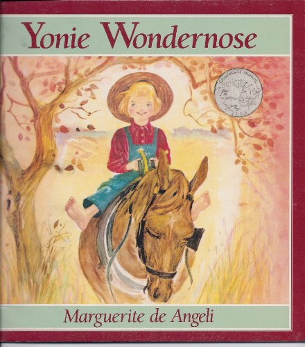 Yonie Wondernose (9780440842866) by Marguerite De Angeli