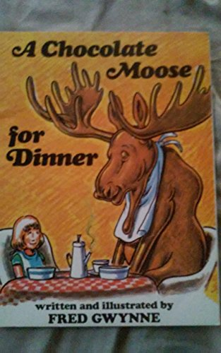 9780440843306: A chocolate moose for dinner