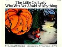 9780440843351: The little Old Lady Who Was Not Afraid of Anything