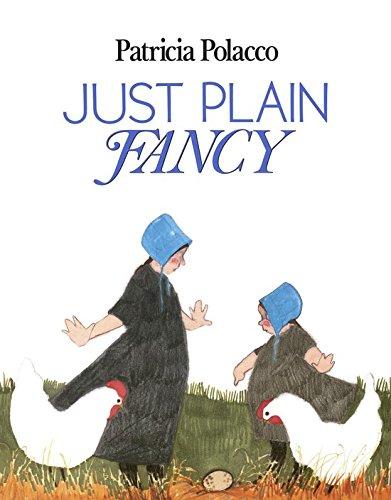 9780440843597: Just Plain Fancy