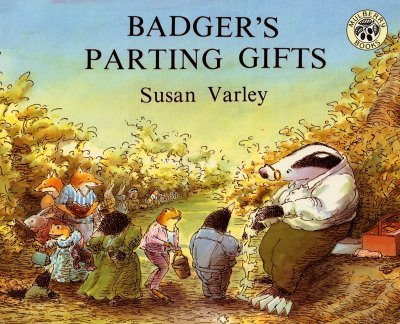 9780440843726: Badger's Parting Gifts