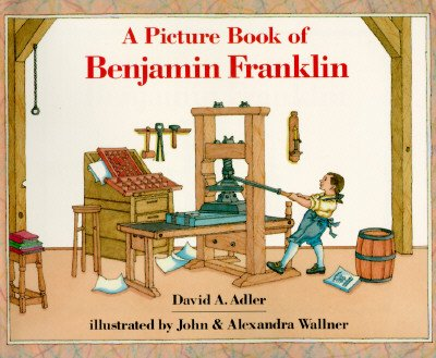 9780440843788: A Picture Book of Benjamin Franklin