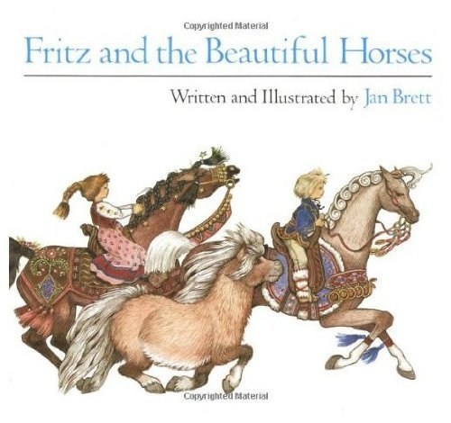 9780440843993: Fritz and the Beautiful Horses