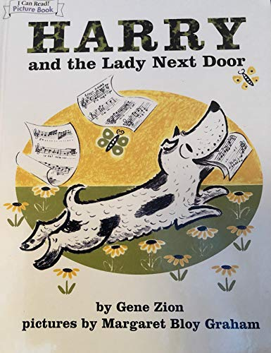 9780440844068: Harry and the Lady Next Door (An I Can Read book)