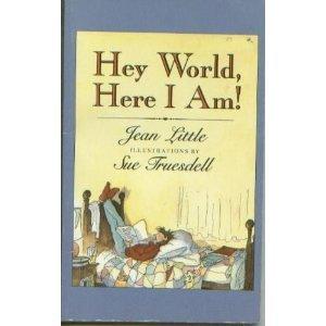 9780440844082: Hey World, Here I Am!
