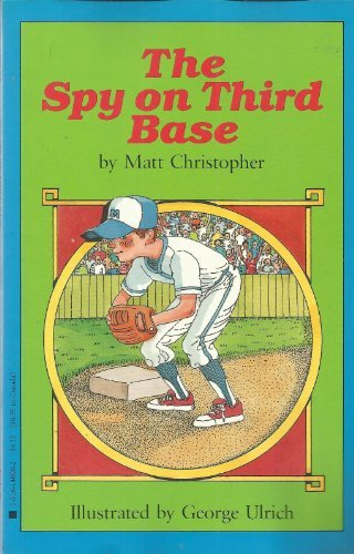 9780440844280: The Spy on Third Base